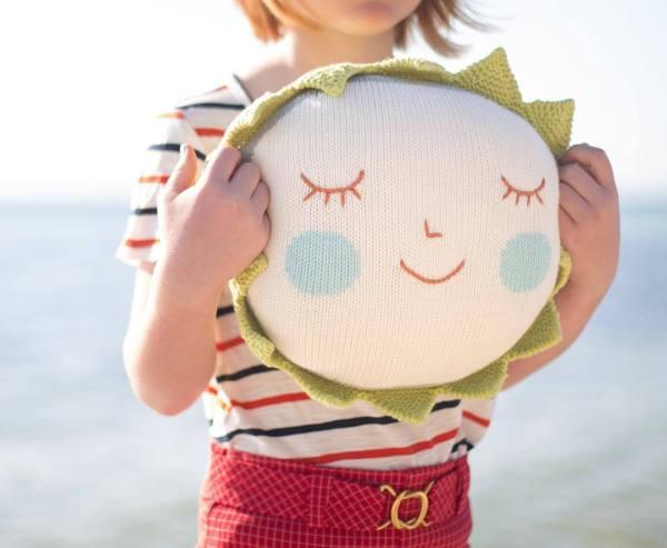 Blabla Kids Sun Pillow