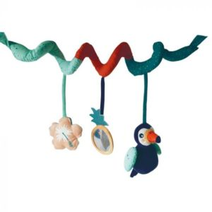 Kaloo Jungle -Toucan Alban Activity Spiral