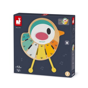 Pure Bird Xylo Musical Toy
