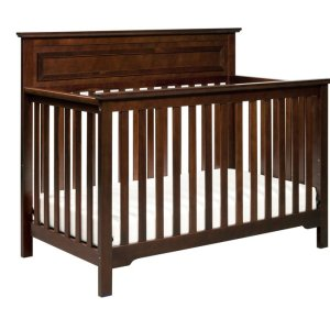 Autumn 4-in-1 Convertible Crib - Espresso