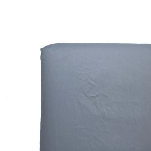 Potter&Pehar Boulevard Linen Crib Sheet