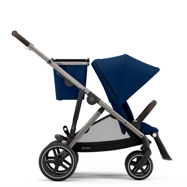 GAZELLE S Stroller - Navy Blue