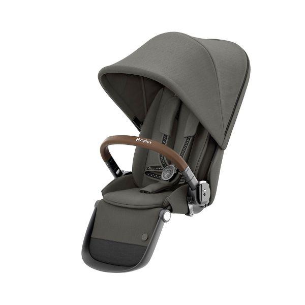 GAZELLE S 2nd Seat - Soho Grey