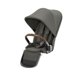 GAZELLE S 2nd Seat - Soho Grey