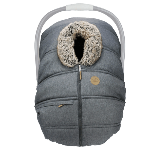 Petit Coulou Winter Carseat Cover