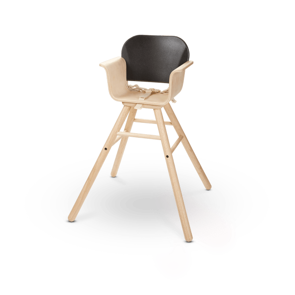Plan Toys High Chair - Black