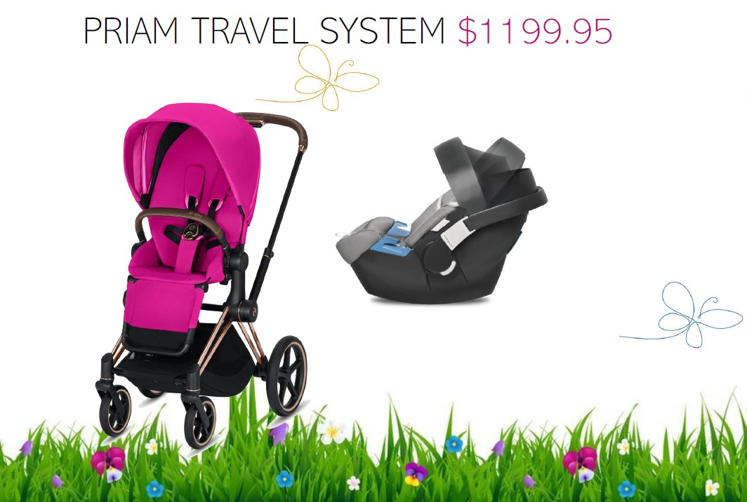 PRIAM TRAVEL System