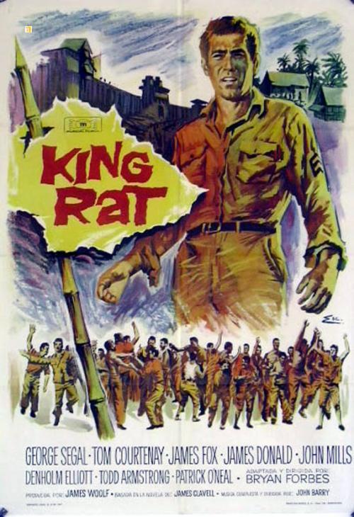 Image result for King Rat 1965