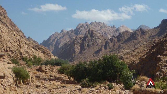 Wadi Tlah, Three Peaks Egypt, Ben Hoffler