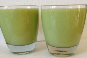 Honeydew melon and avocado juice taste test recipe on my 14 day  juice cleanse