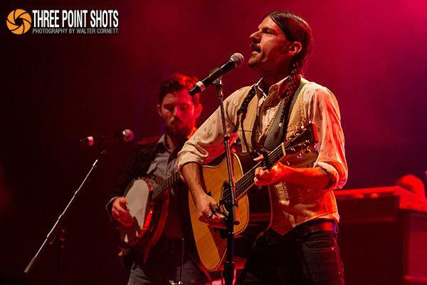 Avett Brothers - photo by Walter Cornett
