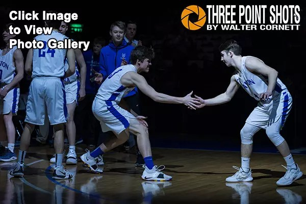 2019 Whitaker Bank/KHSAA Boys' Sweet 16®, Campbell County vs Walton-Verona, March 8, 2019, Lexington, Kentucky, USA. Photo by Walter Cornett / Three Point Shots / KHSAA