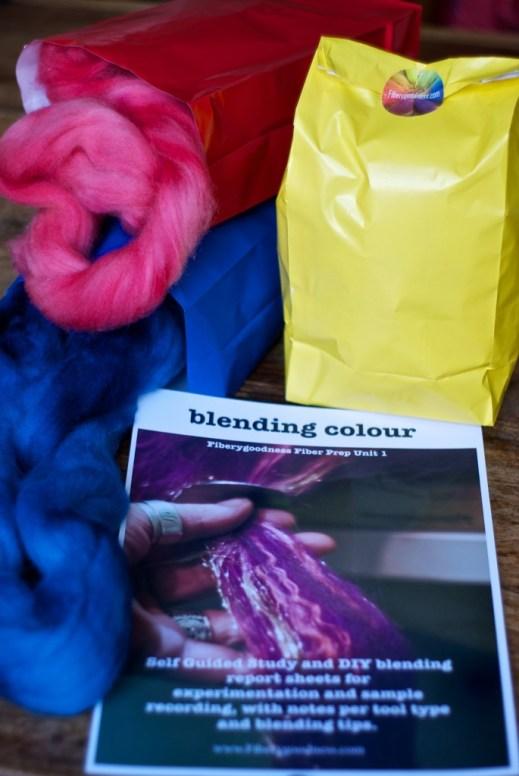 blending color