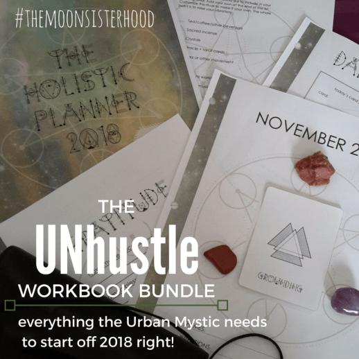 the UNhustle Workbook Bundle