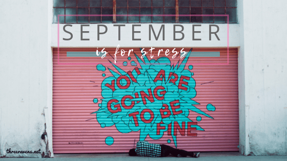 september is for stress, Photo by Camille Orgel on Unsplash