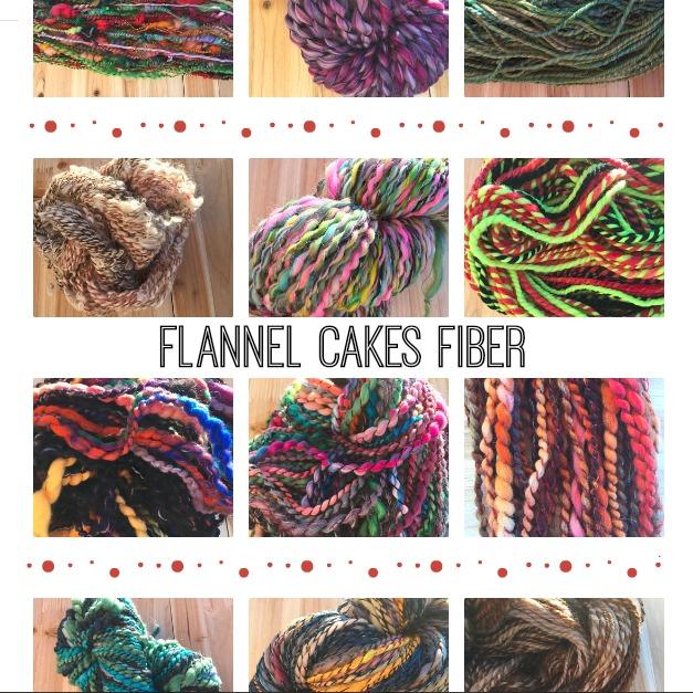 flannel cakes fiber
