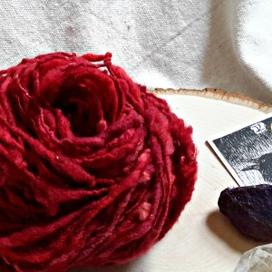 red Right Hand Yarn
