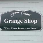 Sebec Corner Grange Shop