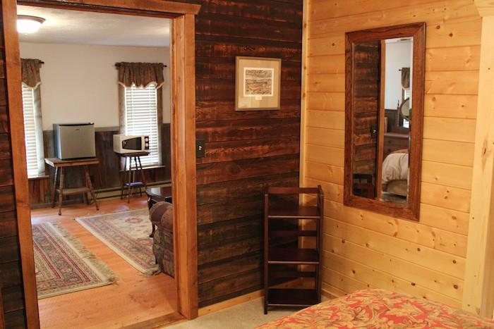 Homestead Bedroom 2 at Three Rivers Ranch