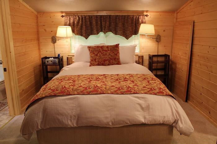 Homestead Bedroom 3 at Three Rivers Ranch
