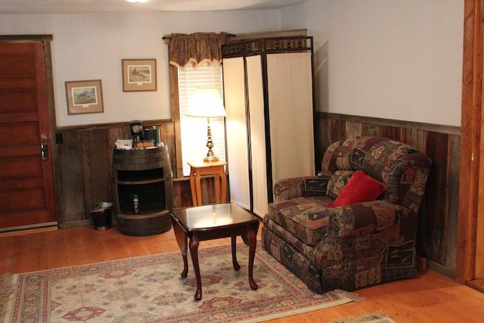 Homestead Open Room 2 - Three Rivers Ranch