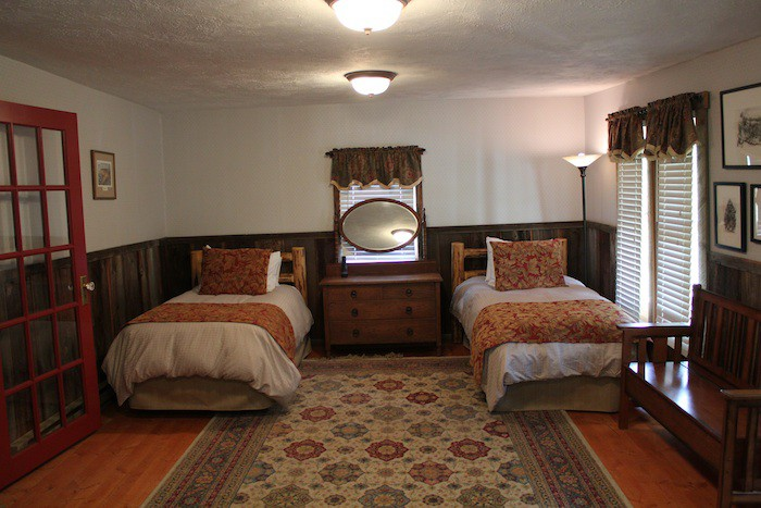 Homestead Open Room 3 - Three Rivers Ranch