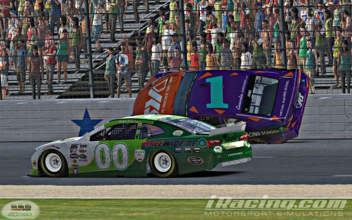 Threewide (Dexwet) df1 racing eSports Team war in Texas unterwegs