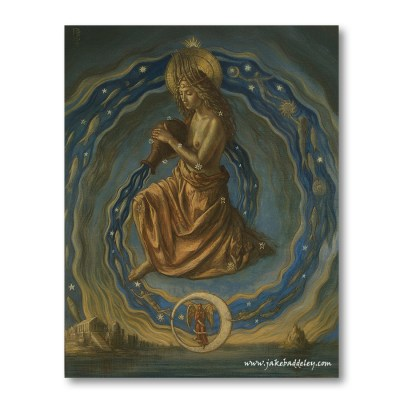Aquarius by Jake Baddeley
