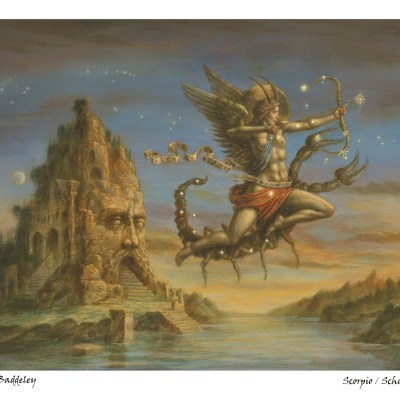 Scorpio by Jake Baddeley