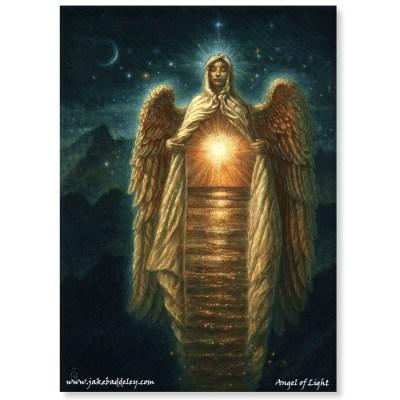 Angel of Light by Jake Baddeley
