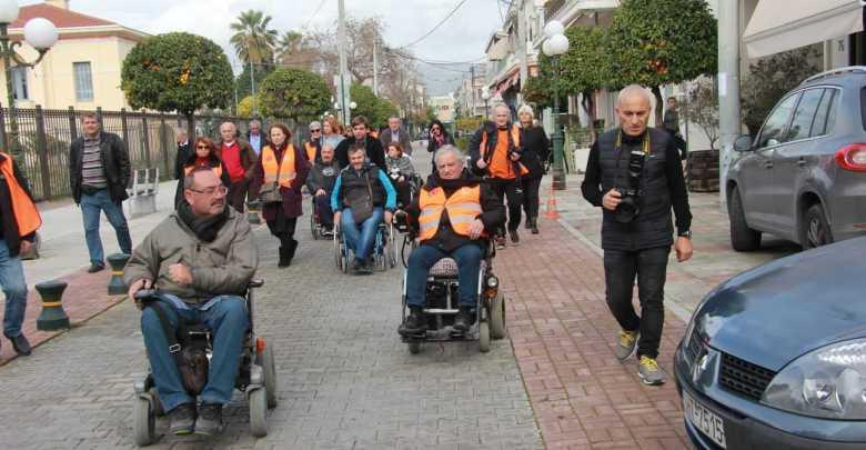 Δράση για την προσβασιμότητα στον Δήμο Ελευσίνας
