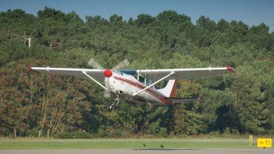 Photo of Πτώση αεροσκάφους στο Μεσολόγγι