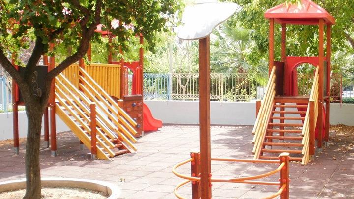 Ριζική ανακατασκευή 22 Παιδικών ΧαρώνστονΔήμο Χαϊδαρίου