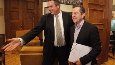 Photo of Δημοσίευσε sms ο Π.Καμμένος – Ο Ν.Νικολόπουλος τον έχει μηνύσει για εκβιασμό