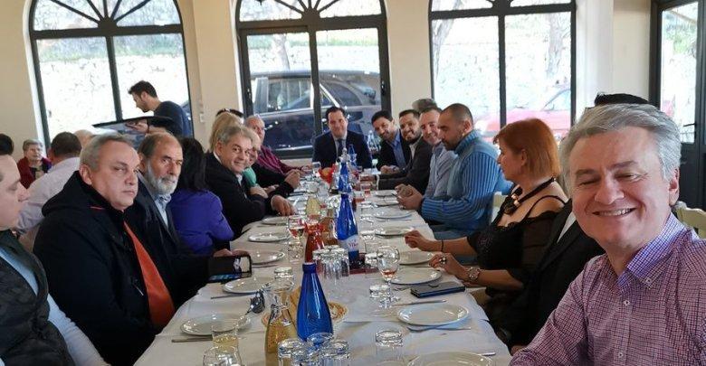 Τα Βίλια επισκεύθηκε ο αντιπρόεδρος της ΝΔ Άδωνις Γεωργιάδης