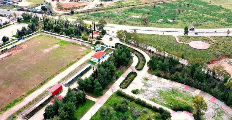 Υπεγράφη η σύμβαση για την ολοκλήρωση του Πάρκου Γκορυτσάς