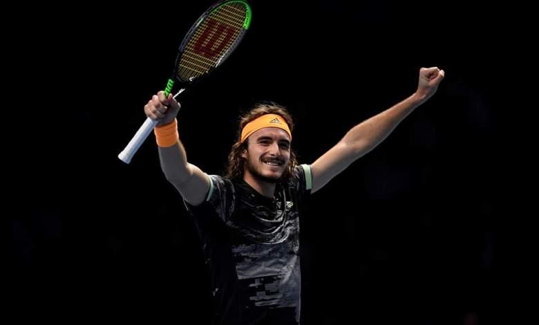 Ο Τσιτσιπάς στα ημιτελικά του ATP στο Λονδίνο