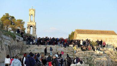 Η γιορτή στο λόφο των αρχαιοτήτων της Ελευσίνας με ρίζες στην Αρχαία Ελλάδα