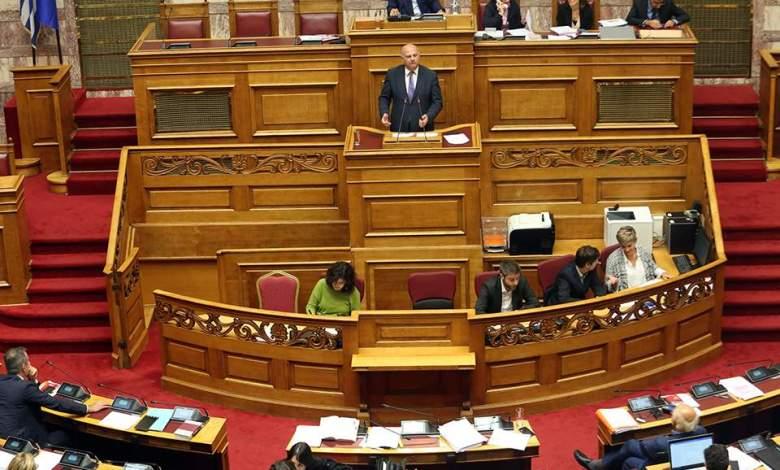 Βουλή: Ψηφίστηκε επί της αρχής το νομοσχέδιο για τον Ποινικό Κώδικα