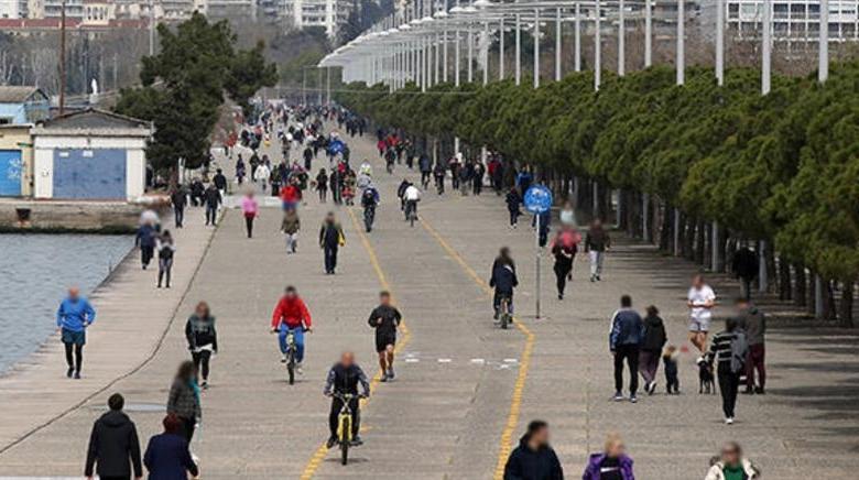 Κλείνει από σήμερα το μεσημέρι το παραλιακό μέτωπο στη Θεσσαλονίκη