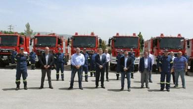 Photo of Περιφέρεια Αττικής: Παράδοση 35 οχημάτων στην Πυροσβεστική