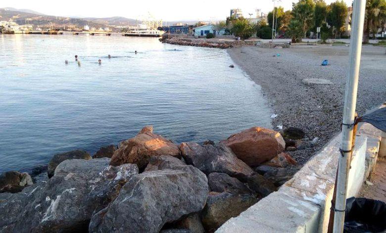 Ελευσίνα: Η καταλληλότητα των ακτών «Ίρις» και «Φονιάς»