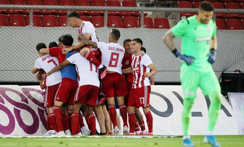 Κύπελλο Ελλάδας: Μετά από 4 χρόνια στον τελικό ο Ολυμπιακός θα ανταμώσει ξανά με την ΑΕΚ