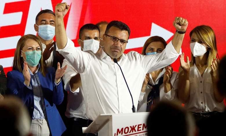 βορεια μακεδονια ζοραν ζαεφ βουλευτικες εκλογες