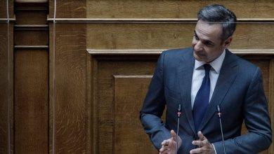 Η ομιλία Μητσοτάκη για το νομοσχέδιο που ρυθμίζει τις διαδηλώσεις (live)