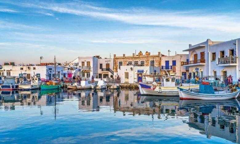 Η Πάρος το καλύτερο νησί της Ευρώπης για το 2020