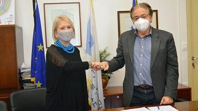 Μνημόνιο Συνεργασίας μεταξύ Ο.Λ.Ε. ΑΕ και 'ELEUSIS 2021'