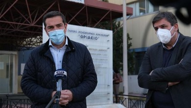 Αλ. Τσίπρας από το Θριάσιο νοσοκομείο: Η κατάσταση ξανά δραματική