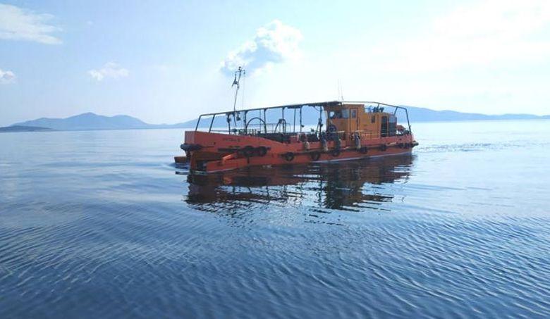 Μόνιμα αντιρρυπανικό στον Κόλπο της Ελευσίνας για περιστατικά ρύπανσης