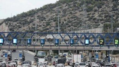 Οι Αθηναίοι το «σκάνε» πριν τα νέα μέτρα - Αυξημένη κίνηση στα διόδια Ελευσίνας
